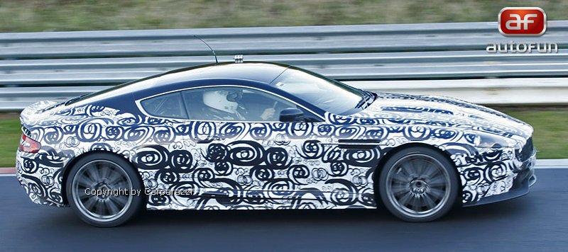 Spy Photos: facelift pro Aston Martin DBS: - fotka 4