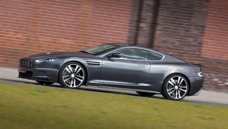 Edo competition: Aston Martin DB9 přetvořen na DBS: - fotka 21