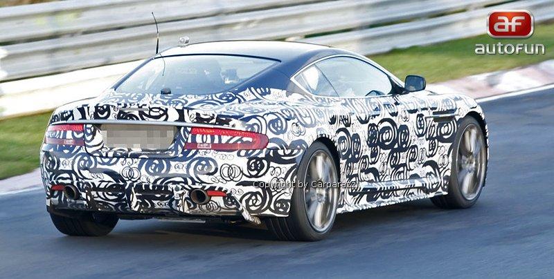 Spy Photos: facelift pro Aston Martin DBS: - fotka 5