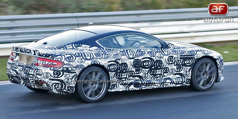Spy Photos: facelift pro Aston Martin DBS: - fotka 6