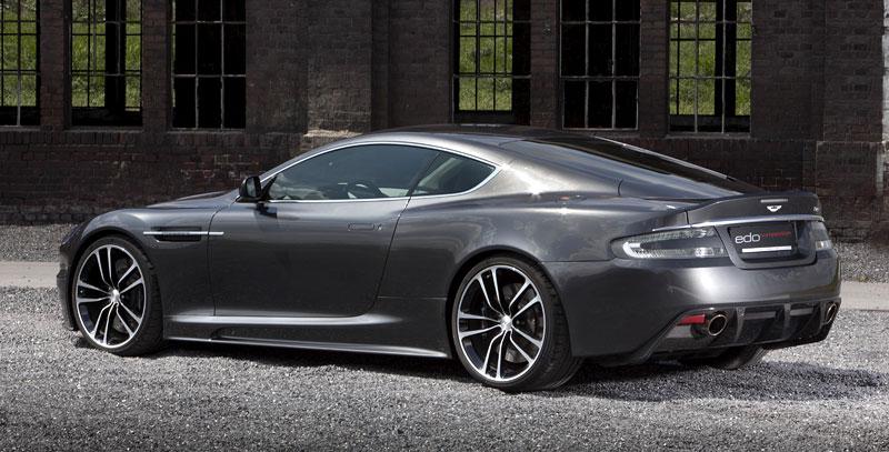 Edo competition: Aston Martin DB9 přetvořen na DBS: - fotka 25