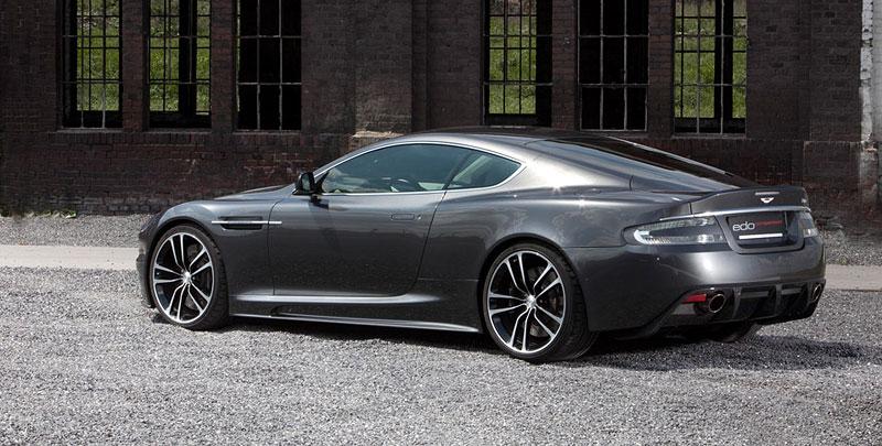 Edo competition: Aston Martin DB9 přetvořen na DBS: - fotka 26