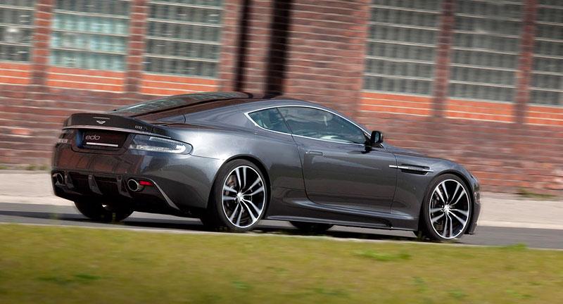 Edo competition: Aston Martin DB9 přetvořen na DBS: - fotka 27
