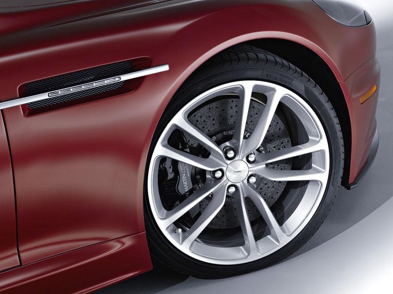 Autosalon Ženeva: Aston Martin DBS Volante: - fotka 9