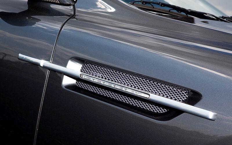 Edo competition: Aston Martin DB9 přetvořen na DBS: - fotka 32