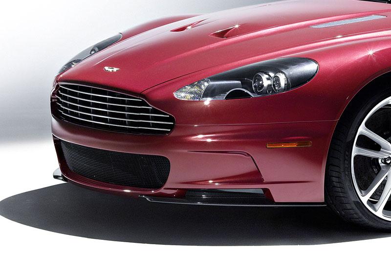 Autosalon Ženeva: Aston Martin DBS Volante: - fotka 11