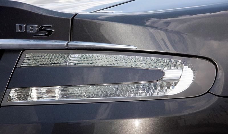 Edo competition: Aston Martin DB9 přetvořen na DBS: - fotka 34