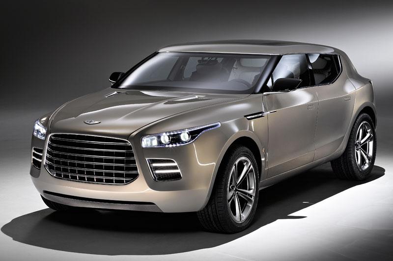 Aston Martin (díkybohu) zahodil projekt Lagonda: - fotka 6
