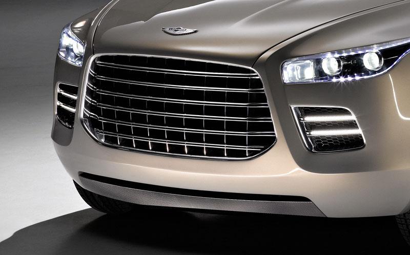 Aston Martin (díkybohu) zahodil projekt Lagonda: - fotka 12