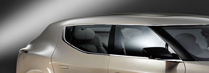 Aston Martin (díkybohu) zahodil projekt Lagonda: - fotka 14