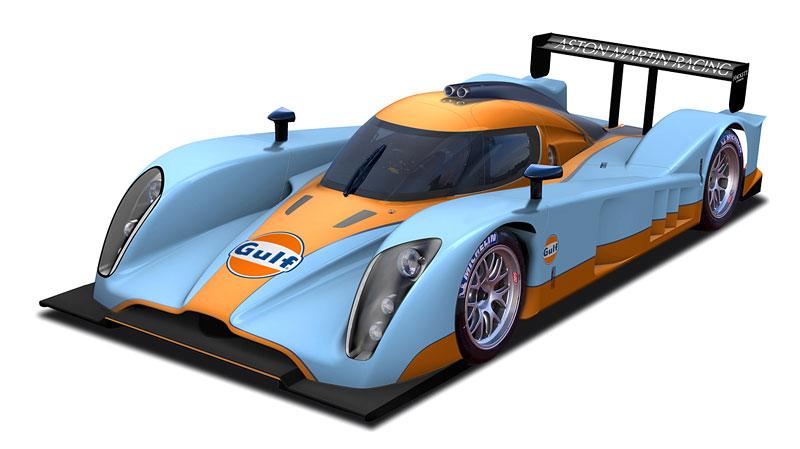 Aston Martin míří s českými jezdci do Le Mans: - fotka 1