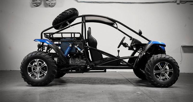 Epic Torq EV a Amp EV: zábava na baterky: - fotka 12