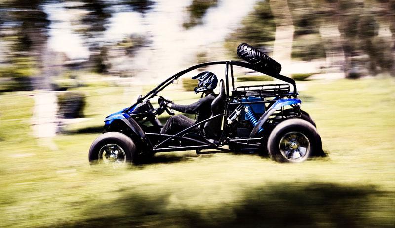 Epic Torq EV a Amp EV: zábava na baterky: - fotka 15
