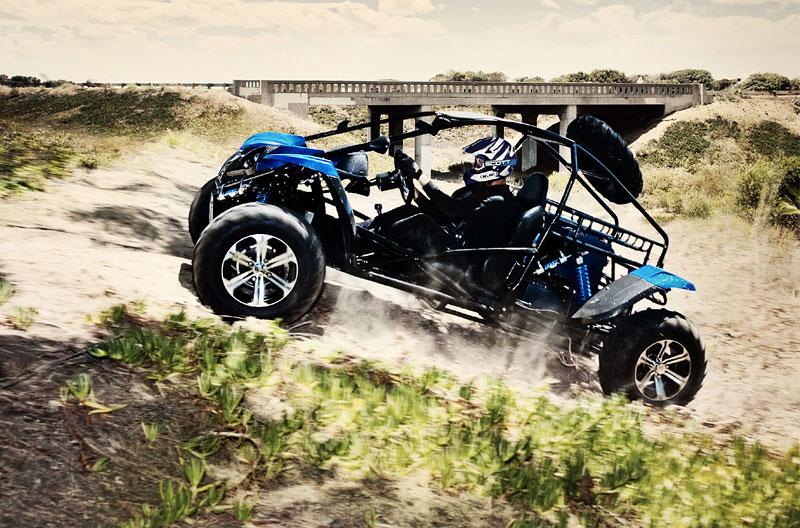 Epic Torq EV a Amp EV: zábava na baterky: - fotka 16