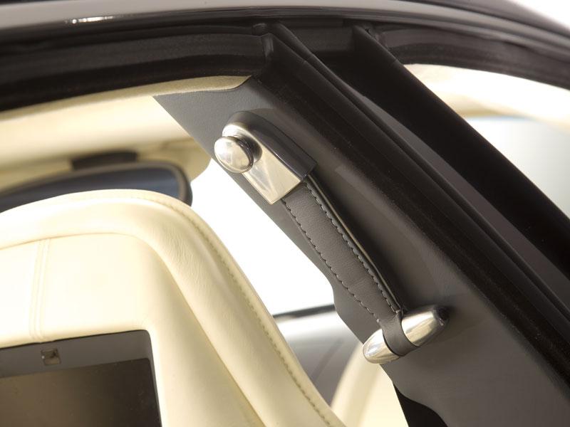 Aston Martin Rapide: Nové fotografie: - fotka 4