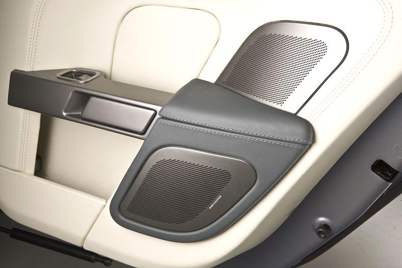 Aston Martin Rapide: Nové fotografie: - fotka 5