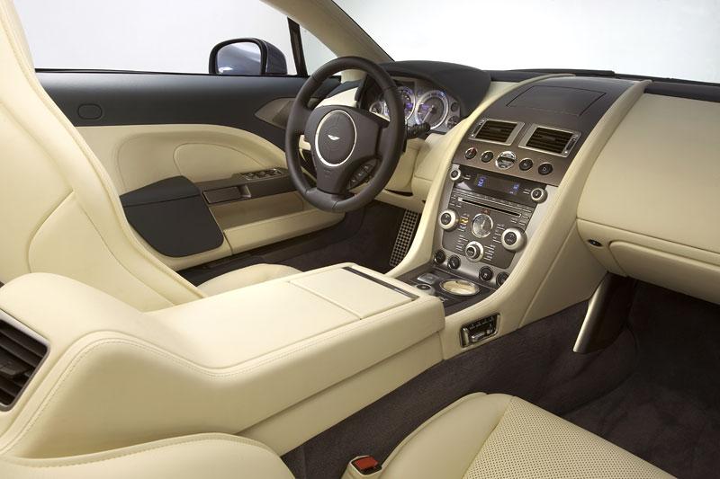 Aston Martin Rapide: Nové fotografie: - fotka 16