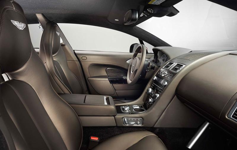 Aston Martin Vanquish a Rapide S s individualizací od Q: - fotka 1