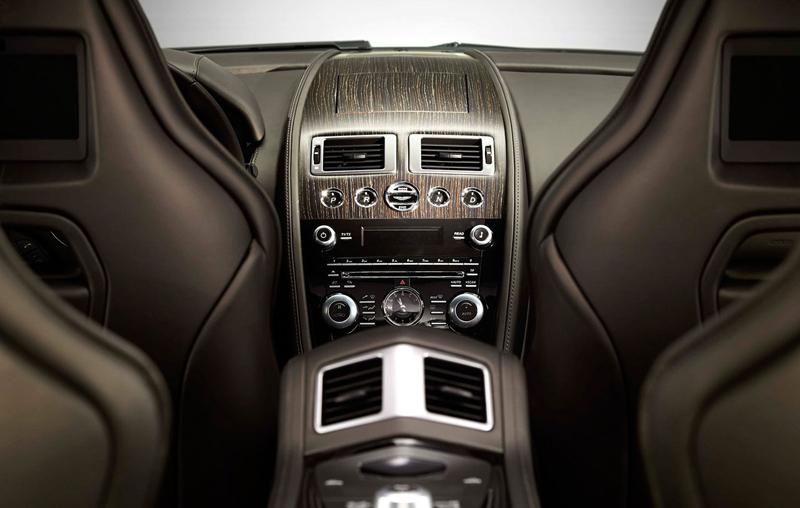 Aston Martin Vanquish a Rapide S s individualizací od Q: - fotka 2