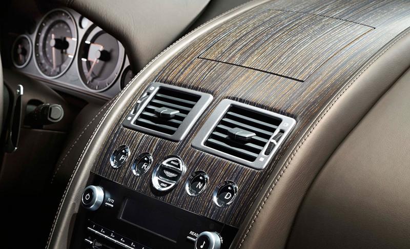 Aston Martin Vanquish a Rapide S s individualizací od Q: - fotka 3
