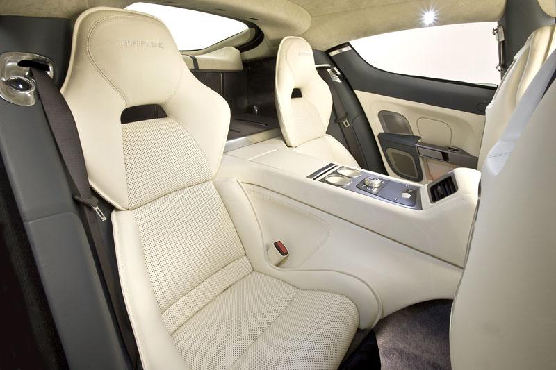 Aston Martin Rapide: Nové fotografie: - fotka 19
