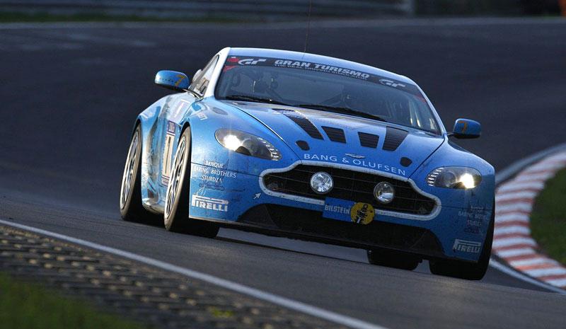 Aston Martin Rapide: ostré nasazení do 24hodin Nürburgringu: - fotka 1