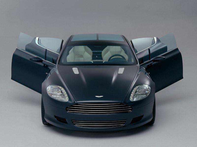 Aston Martin bude spolupracovat s Mercedesem: - fotka 11