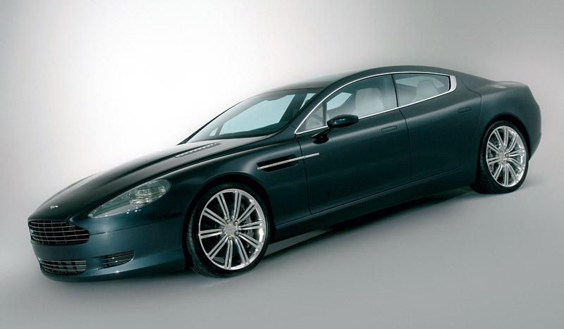 Aston Martin bude spolupracovat s Mercedesem: - fotka 13