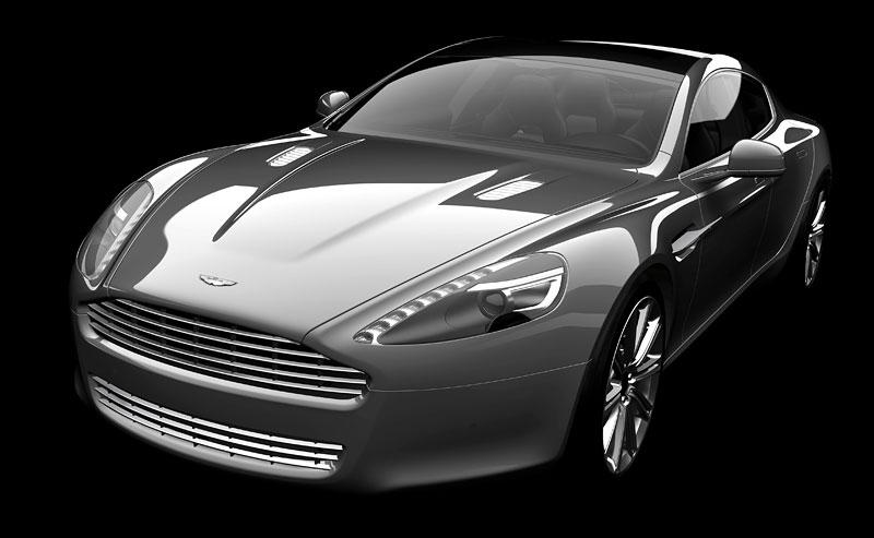 Aston Martin Rapide: další foto a základní informace: - fotka 1