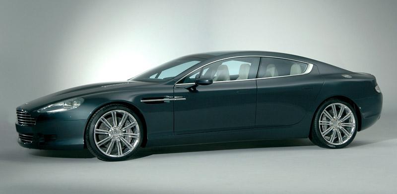 Aston Martin bude spolupracovat s Mercedesem: - fotka 14