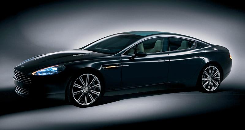 Aston Martin bude spolupracovat s Mercedesem: - fotka 15
