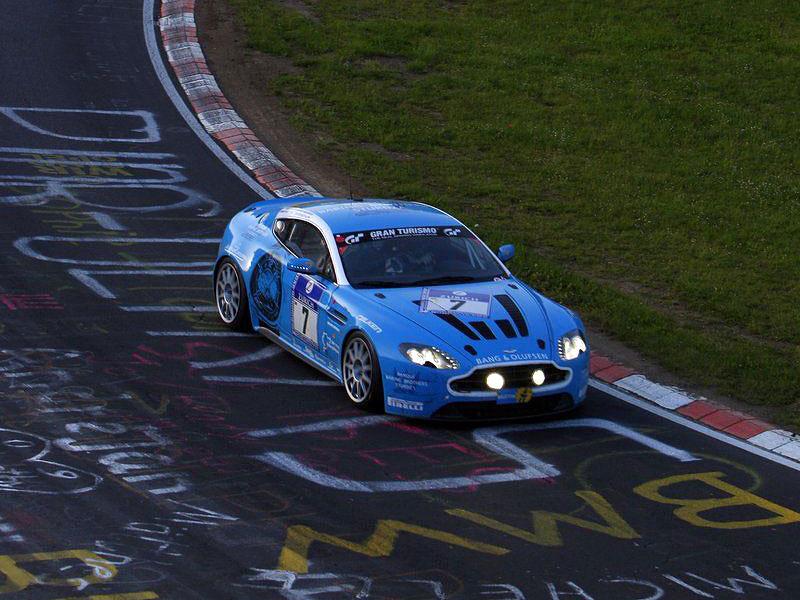 Aston Martin Rapide: ostré nasazení do 24hodin Nürburgringu: - fotka 4