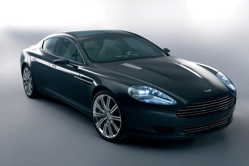 Aston Martin bude spolupracovat s Mercedesem: - fotka 17