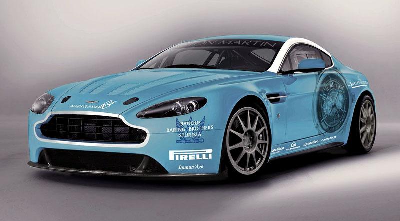 Aston Martin Rapide: ostré nasazení do 24hodin Nürburgringu: - fotka 7
