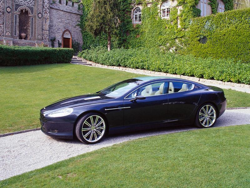 Aston Martin bude spolupracovat s Mercedesem: - fotka 18