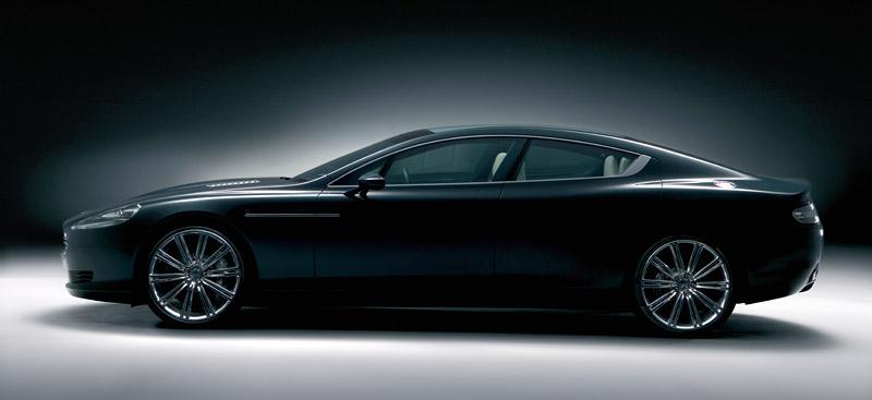Aston Martin bude spolupracovat s Mercedesem: - fotka 19
