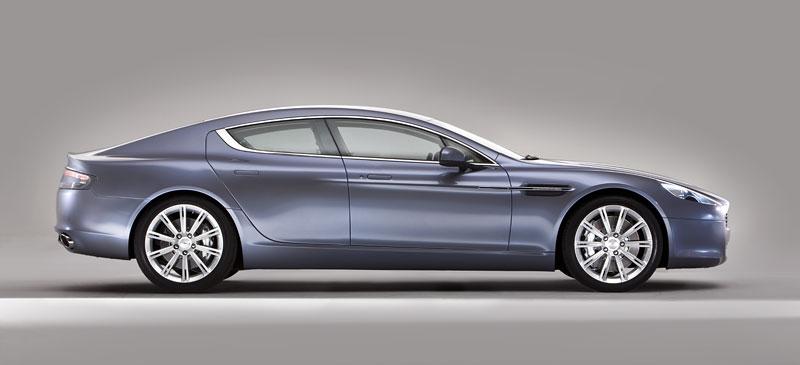 Aston Martin Rapide: Nové fotografie: - fotka 30