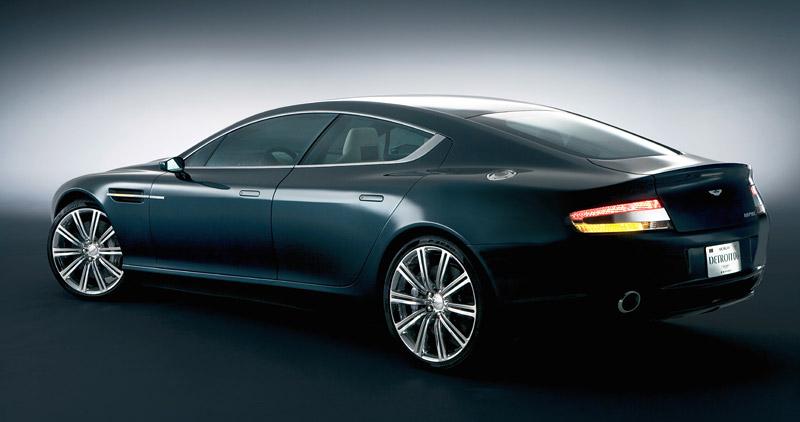 Aston Martin bude spolupracovat s Mercedesem: - fotka 23