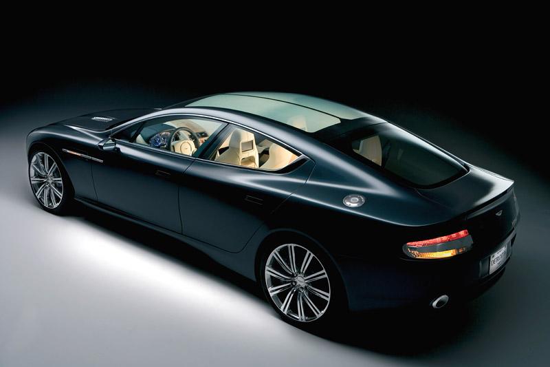 Aston Martin bude spolupracovat s Mercedesem: - fotka 24