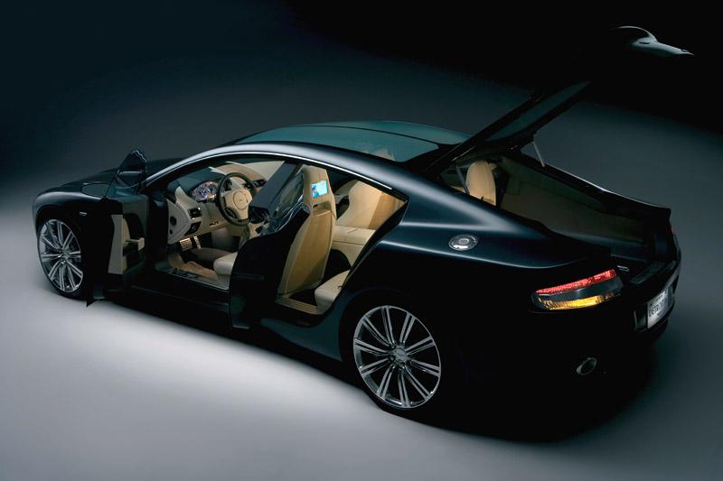 Aston Martin bude spolupracovat s Mercedesem: - fotka 25