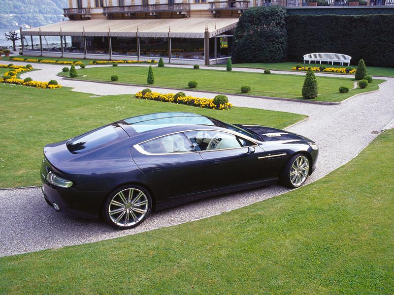 Aston Martin bude spolupracovat s Mercedesem: - fotka 27