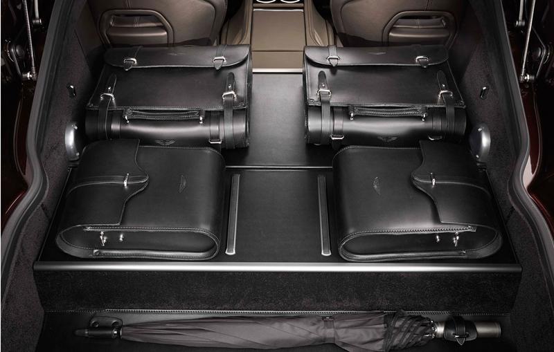 Aston Martin Vanquish a Rapide S s individualizací od Q: - fotka 8