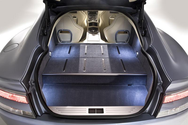 Aston Martin Rapide: Nové fotografie: - fotka 41