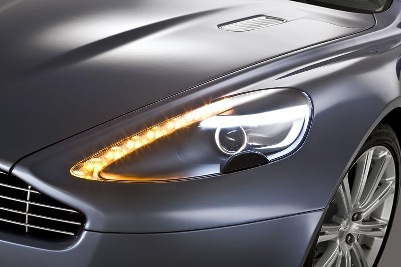 Aston Martin Rapide: Nové fotografie: - fotka 43