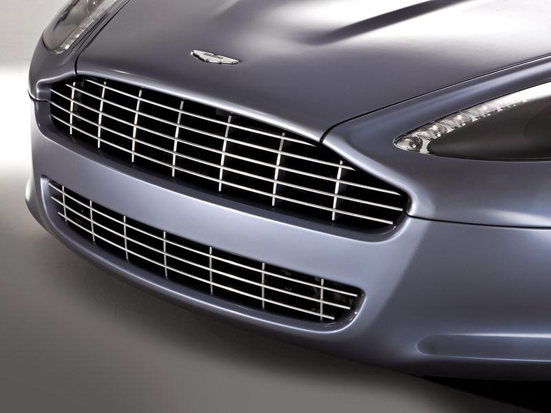 Aston Martin Rapide: Nové fotografie: - fotka 45