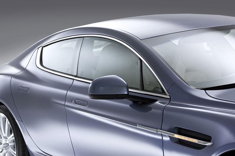 Aston Martin Rapide: Nové fotografie: - fotka 48