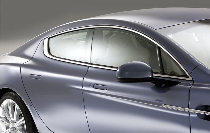 Aston Martin Rapide: Nové fotografie: - fotka 49