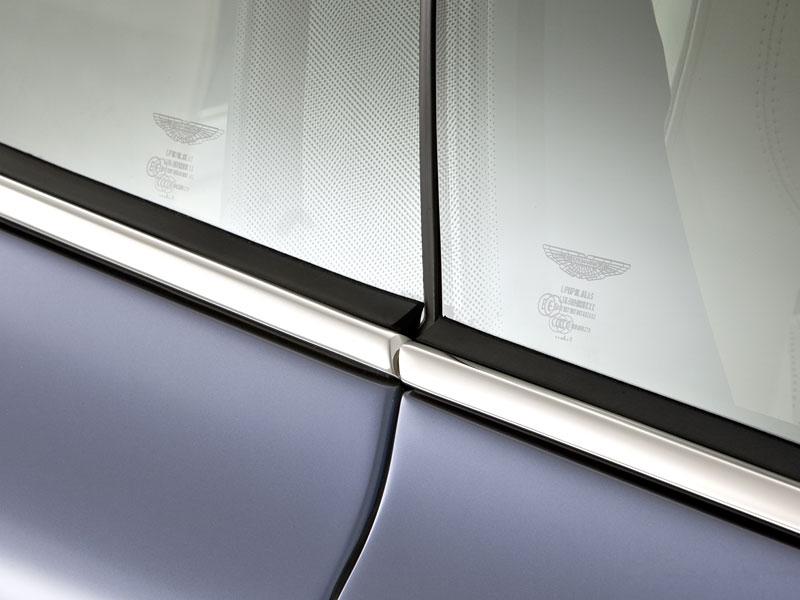 Aston Martin Rapide: Nové fotografie: - fotka 51