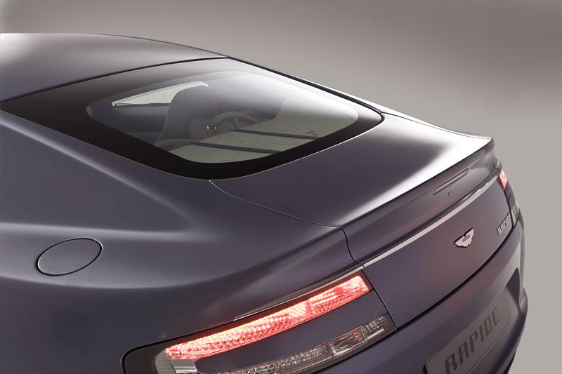 Aston Martin Rapide: Nové fotografie: - fotka 54