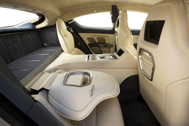 Aston Martin Rapide: konečně pořádná fotogalerie!: - fotka 4